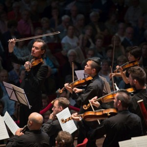 Richard Tognetti AO and The Australian Chamber Orchestra